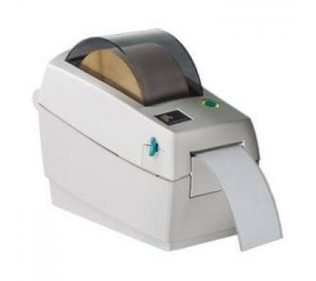 Принтер Zebra P 2824 (прямая печать, 56 мм, скорость 102 мм сек, LPT, Отделитель) (2824-21221-0001)