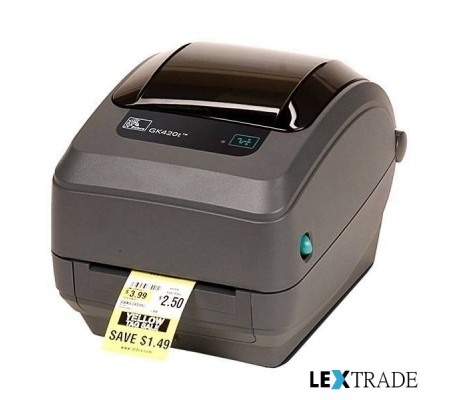 принтер этикеток Zebra GK420d/t Healthcare