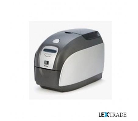 Принтер для печати пластиковых карт Zebra P100i
