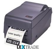 Принтер этикеток настольный Argox OS-314 TT