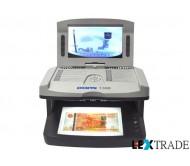 Универсальный просмотровый детектор банкнот DORS 1300 M2