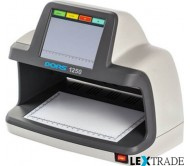 Универсальный просмотровый детектор банкнот DORS 1250