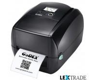 Принтер этикеток Godex RT230 термотрансферный