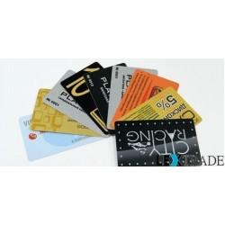 Изготовление пластиковых карт: дисконтных, идентификационных, профсоюзных, клубных.