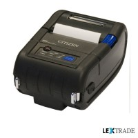 Принтер штрих-кодов Citizen CMP-20 Bluetooth, MagStripe 1000823