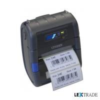 Принтер штрих-кодов Citizen CMP-30 Bluetooth, MagStripe 1000828