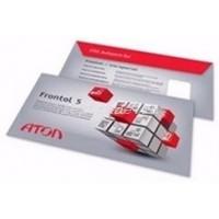 Программное обеспечение Комплект: Frontol 5 Торговля ЕГАИС, Электронная лицензия + Windows POSReady