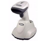 Беспроводной одномерный сканер штрих-кода Cino F680BT USB GPHS68010000K21, серый