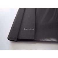 C-Bind Мягкие обложки А4 Softclear A 10 мм черные текстура лен
