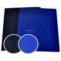 Твердые обложки C-Bind O.Hard Texture A 10 мм черные текстура холст