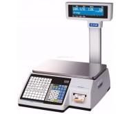 Весы с термопринтером Торговые CAS CL3000P-15