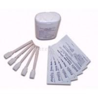 Чистящий комплект ACL008 Набор для чистки принтера Badgy200 -  2 Т карты, 1 карандаш.