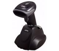 Беспроводной одномерный сканер штрих-кода Cino F680BT USB GPHS68011000K31, черный