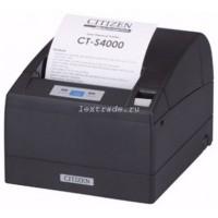 Принтер чеков Citizen CT-S4000  черный USB