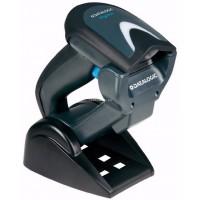 Беспроводной одномерный сканер штрих-кода Datalogic GRYPHON I GM4100 GM4130-BK-433K1 USB черный