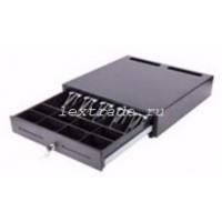 Денежный ящик HS-410A черный