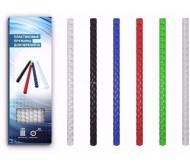 Пластиковые пружины 19 мм прозрачные
