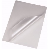 Пленка для ламинирования пакетная, 100x146, 80 мкм, глянцевая