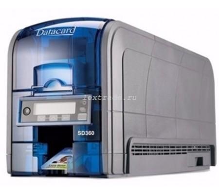 Принтер пластиковых карт Datacard SD360 506339-002