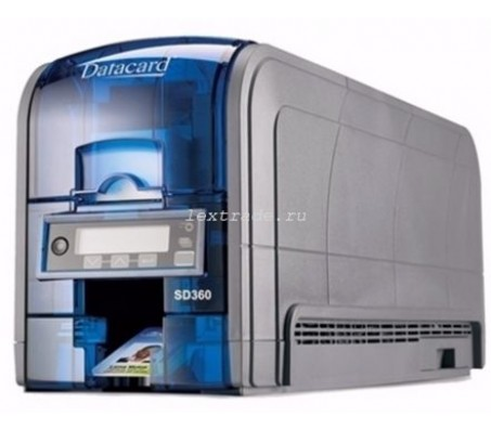 Принтер пластиковых карт Datacard SD360 506339-003