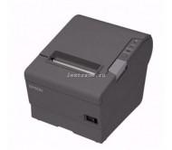 Принтер чеков Epson TM-T88V, USB+Ethernet, EDG + PS-180 темный
