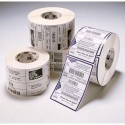 Этикетки ZEBRA термотрансферные для термопечати