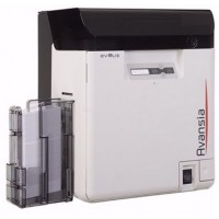 Принтер пластиковых карт EVOLIS Avansia Duplex Expert AV1H0VVCBD