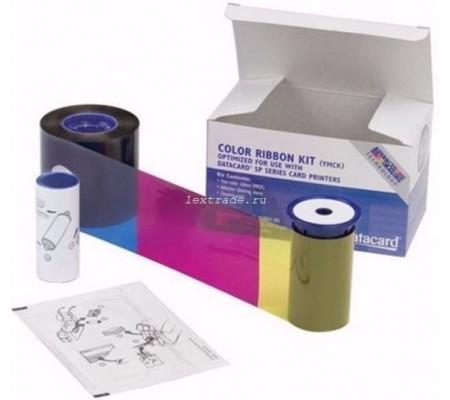 Лента Datacard набор для печати 534000-006
