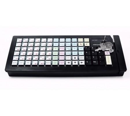 Программируемая POS-клавиатура Posiflex KB-6600U-B