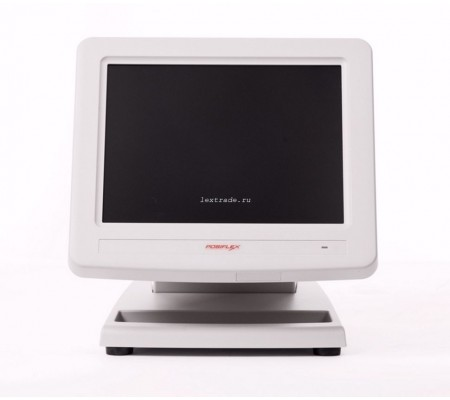 POS-монитор Posiflex LM-2008 белый