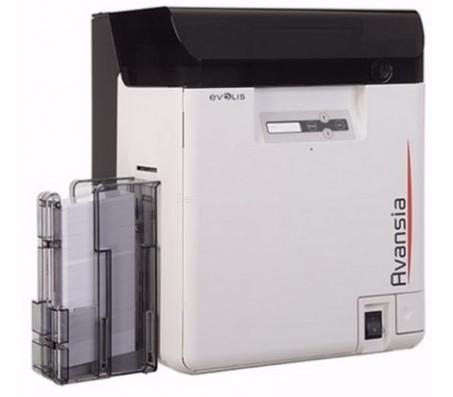 Принтер пластиковых карт EVOLIS Avansia Duplex Expert AV1H0000BD