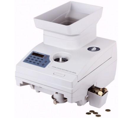 Счетчик и сортировщик монет PRO CS-200 A