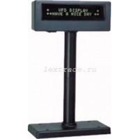 Дисплей покупателя SPARK-PD-2001.2U USB черный