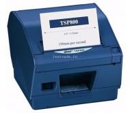 Принтер чеков Star TSP847 II w/o I/F GRY + интерфейс IF-STAR-USB&LAN