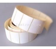 Термоэтикетки 30 мм х 20 мм, ECO/76, стоимость за рулон