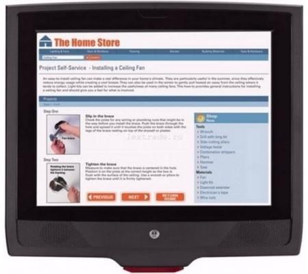 Информационный киоск Motorola MK4000 MK4000-A30PZ0GWTWR