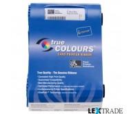 Полноцветная красящая лента на 500 отпечатков