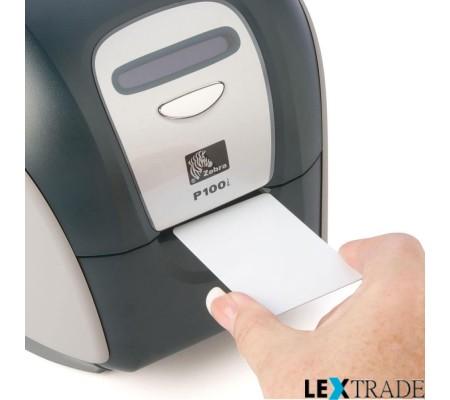Принтер для печати карт Zebra  P 100i