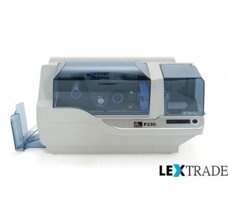 Принтер для печати карт Zebra  P 330i