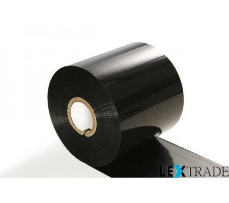 Термотрансферная лента RESIN 35 мм out/in 0.5/1