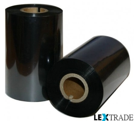 Термотрансферная лента RESIN 40 мм out/in 0.5/1