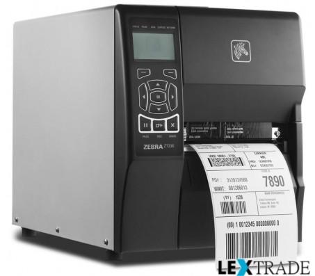 Принтер этикеток Zebra  ZT 230 (RS232, USB)