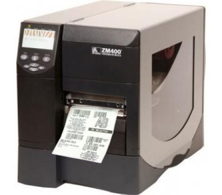 Принтер этикеток Zebra ZM400 (203 dpi, внутренний смотчик)