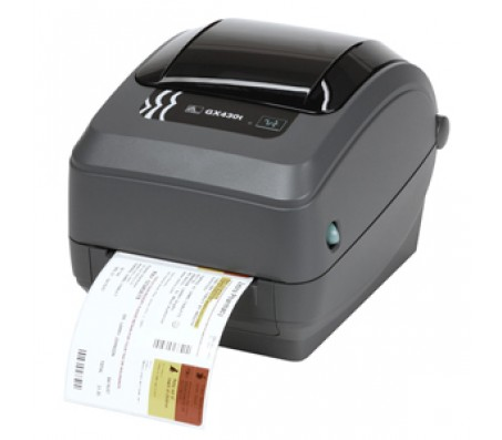 принтер этикеток Zebra GX 430 T