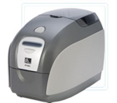 Принтер для печати пластиковых карт Zebra P110i
