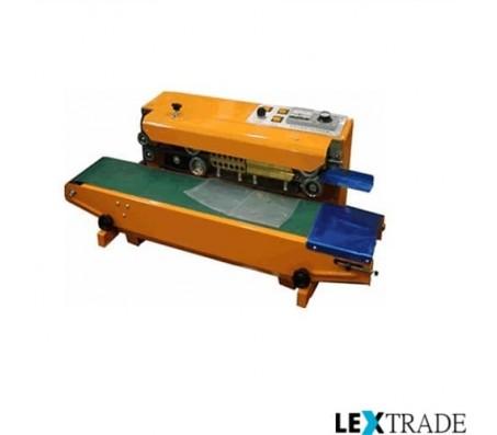 DBF-900LW (SF-150) конвейерный запайщик пакетов