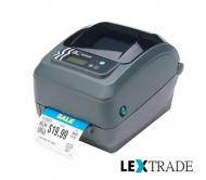 Принтер этикеток со штрих кодом Zebra GX420D