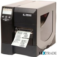 Принтер ZEBRA ZM400 для печати этикеток и RFID меток