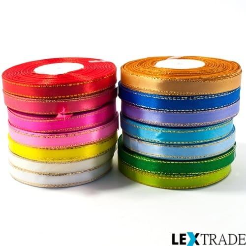 По выгодной цене закажите у наших менеджеров интернет-магазина Lextrade атласные ленты