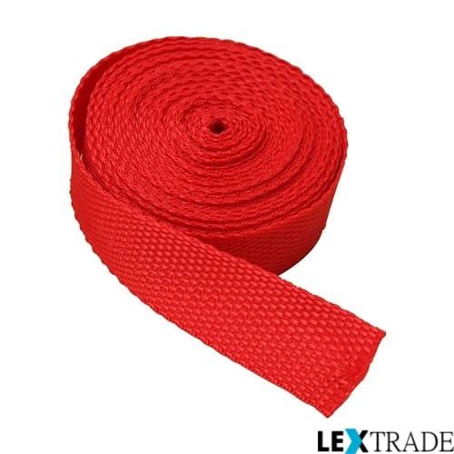 Нейлоновая лента красная